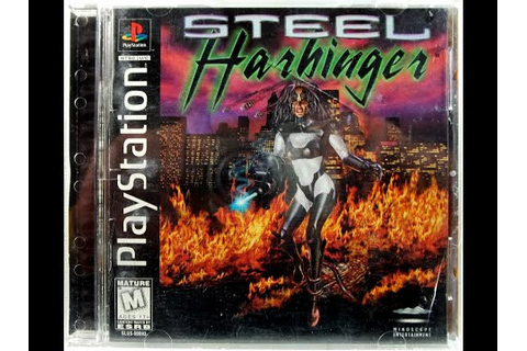 Steel Harbinger (PS1) Game Review - YouTube