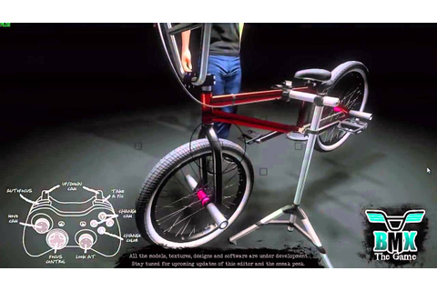 Bmx the Game Bike Editor DOWNLOAD NOW - YouTube