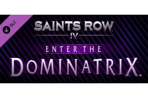 Saints Row IV - Enter The Dominatrix on Steam