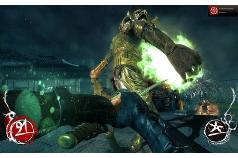 Download Game Shadow Warrior For PC Full Version