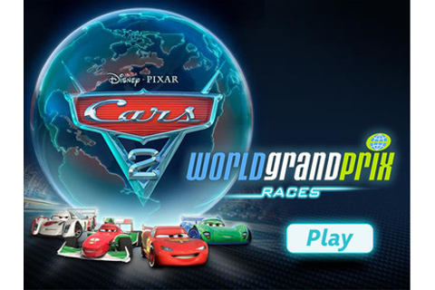 Cars 2 - World Grand Prix | Disney Games