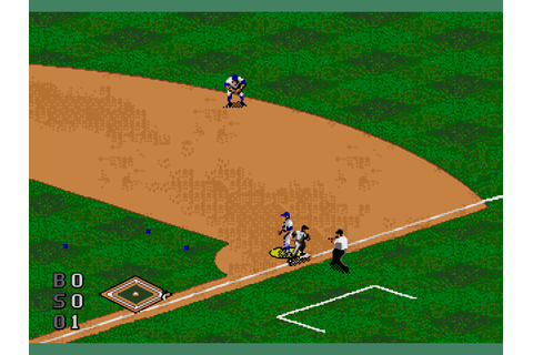 World Series Baseball 96 Download Game | GameFabrique
