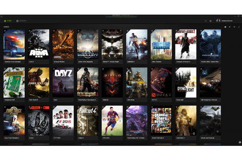 NVIDIA GeForce Experience 3.0 Released For GeForce Gamers
