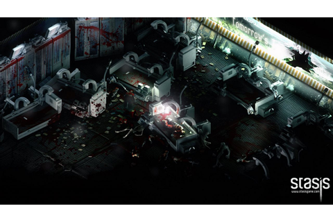 New teaser trailer! news - STASIS - 2D Isometric,Point ...