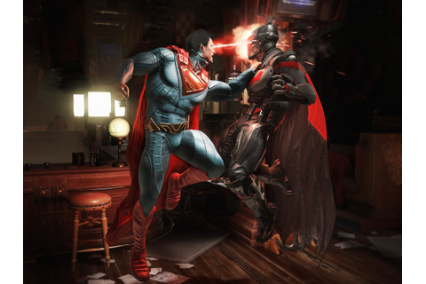 Review: 'Injustice 2' Is a Great Superhero Game That Beats ...