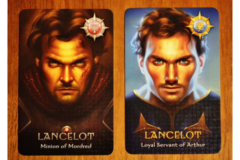 The Resistance: Avalon Promos | Image | BoardGameGeek