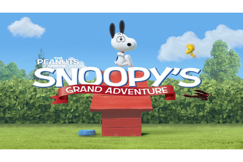 The Peanuts Movie: Snoopy's Grand Adventure (PS4) - YouTube