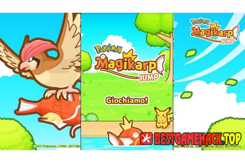 Pokemon Magikarp Jump Hack Cheats Unlimited Diamonds ...