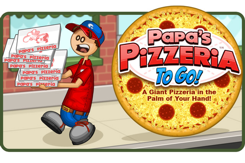 Play Papa's Pizzeria To Go! « Games « Flipline Studios Blog