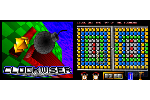 Clockwiser : Hall Of Light – The database of Amiga games