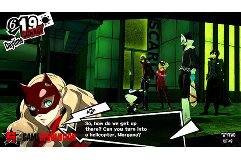 Persona 5 Review - GameRevolution