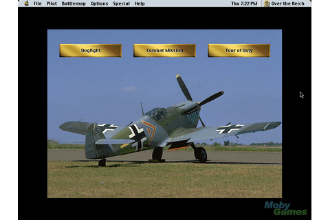 Download Over the Reich (Mac) - My Abandonware