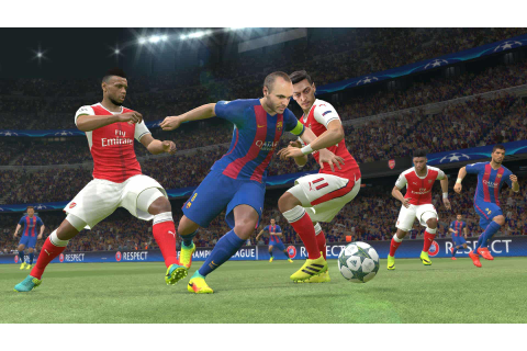 Pro Evolution Soccer 2017 PC game download full version free