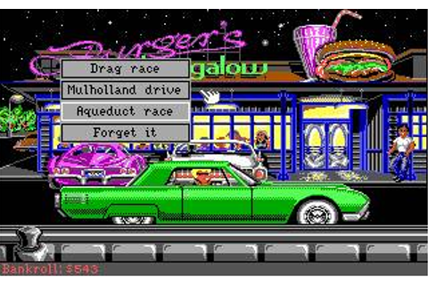 Street Rod 2 Download (1991 Simulation Game)