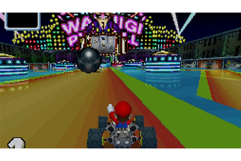 Mario Kart DS Now Available On Wii U Virtual Console ...