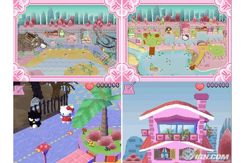 HELLO KITTY: BIG CITY DREAMS - NDS - Imagen 271454