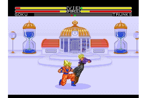 Dragon Ball Z : L'Appel du Destin - Megadrive - Acheter ...