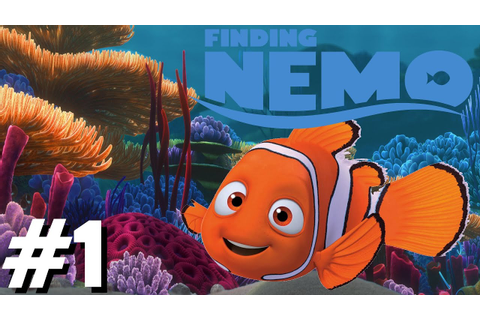 Le monde de Nemo Playthrough Xbox Gamecube Ps2 2003 Part 1 ...