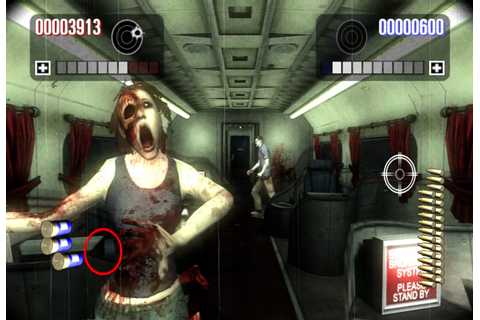 Wii Games – The House of the Dead: Overkill | The Gaming Geek