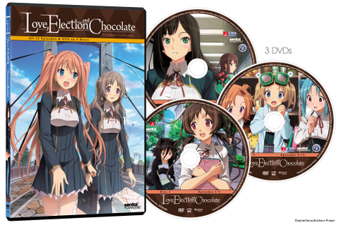 Love, Election and Chocolate DVD