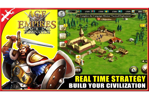 Age of Empires: World Domination - Real Time Strategy ...