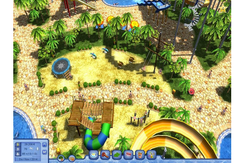 Waterpark Tycoon Full Version | One Cyber Game