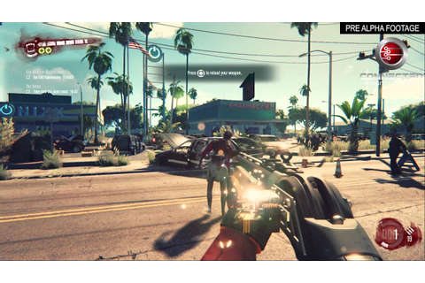 Dead Island 2 Gameplay from Gamescom 2014 in 1080p - YouTube