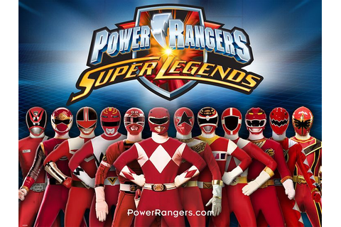 S.P.D Power Rangers Free Games Download - pidani