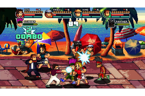 Side-Scrolling Beat 'em Up 99Vidas available to download ...