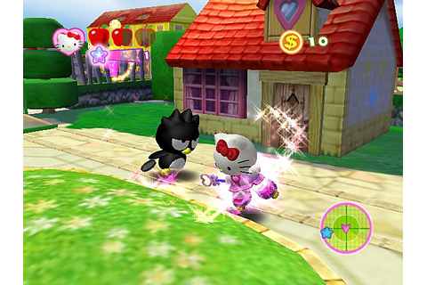 Screens: Hello Kitty Roller Rescue - Xbox (1 of 5)