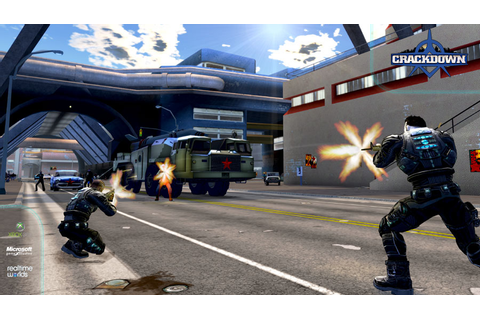 Amazon.com: Crackdown - Xbox 360: Artist Not Provided ...