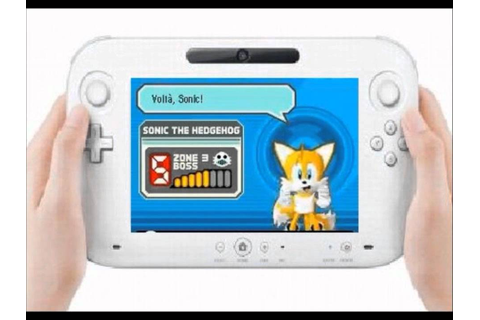 Sonic Rush Wii U - My IDEA for a Sonic game on Wii U (Just ...