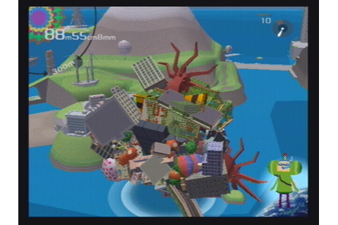 Katamari Damacy - The Next Level PS2 Game Review