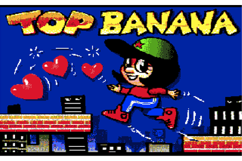Download Top Banana (Amiga) - My Abandonware