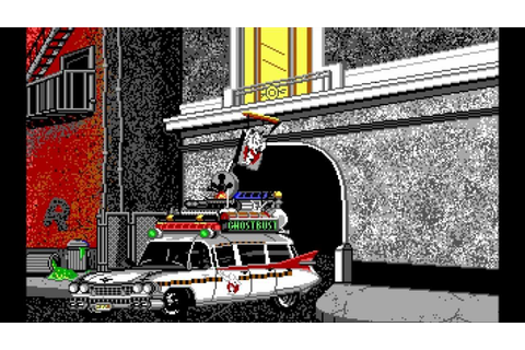 PC Ghostbusters II Video Walkthrough - YouTube