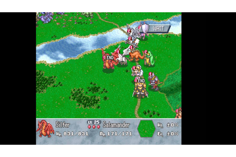 Brigandine: The Legend of Forsena (PSX) - Vizzed.com ...