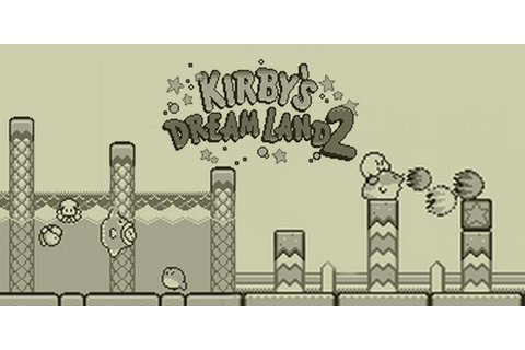 Kirby's Dream Land 2 | Game Boy | Games | Nintendo