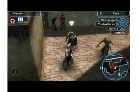 Assassin's Creed Bloodlines PSP gameplay *ITA* by Brikko ...