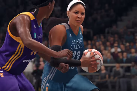 Every WNBA Player To Be Available in NBA Live 18 - The ...