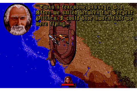 Ultima VII Part Two: Serpent Isle/Arrival — StrategyWiki ...