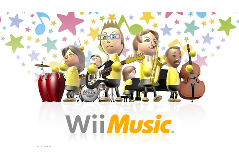 Songs ~ Wii Music - Wii Music - YouTube