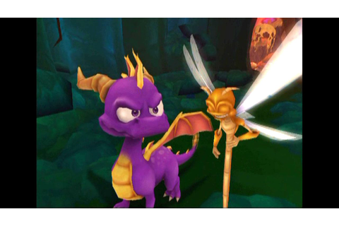 The Legend of Spyro: A New Beginning ... (PS2) - YouTube