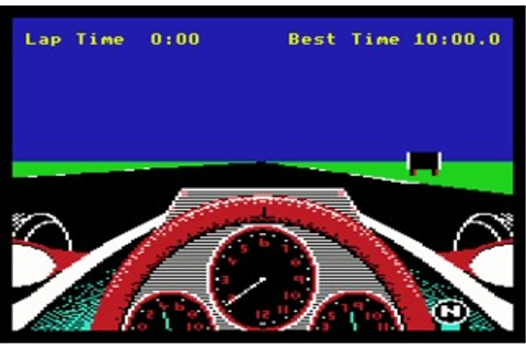 Revs (Commodore 64) Game Download