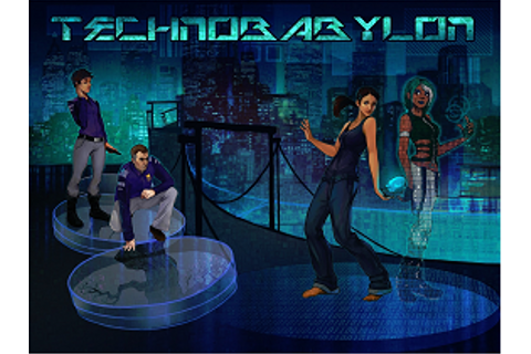 Technobabylon - Wikipedia