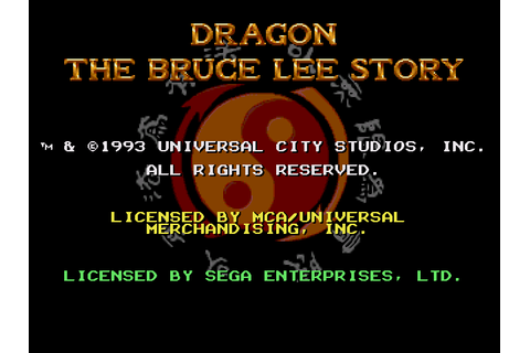 Dragon - The Bruce Lee Story Download Game | GameFabrique
