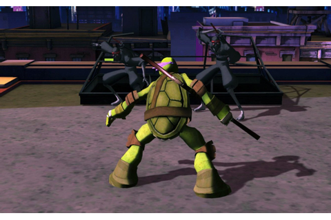 Nickelodeon Teenage Mutant Ninja Turtles - Games Home