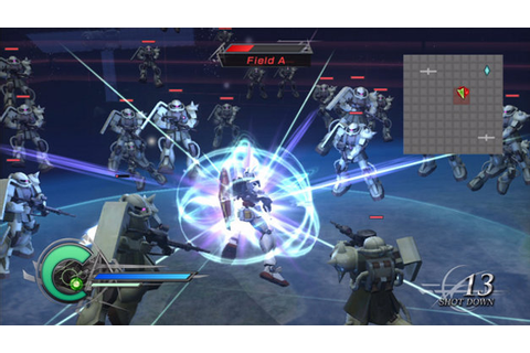 Dynasty Warriors®: Gundam® 2 Game | PS2 - PlayStation