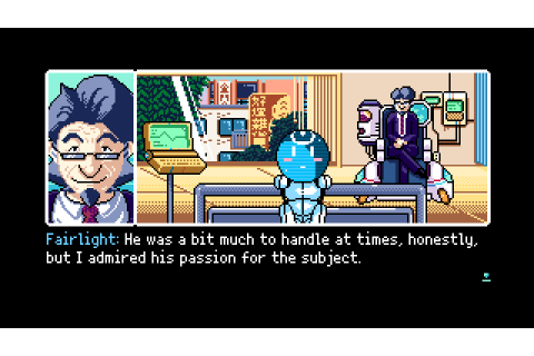 2064: Read Only Memories (PS4 / PlayStation 4) Game ...