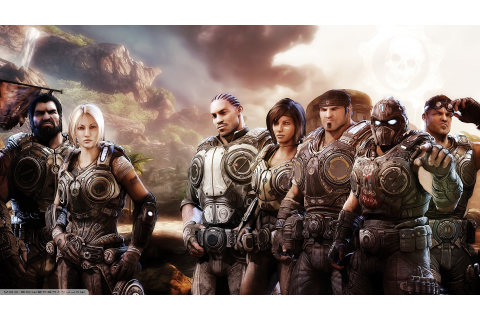 Gears Of War, Video Games, Gears Of War 3 Wallpapers HD ...