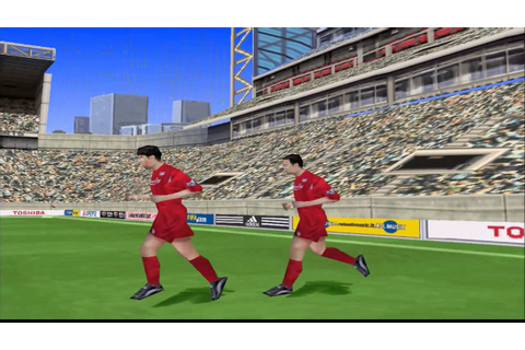 FIFA 2005 PS1 Gameplay HD - YouTube